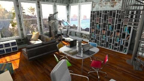 Lynnz Family School Room - Classic - by BriaFaith