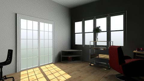 Modern Office - Modern - Office - by sarahdeco2