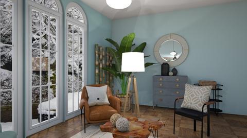 living room sitting - Living room  - by Niva T