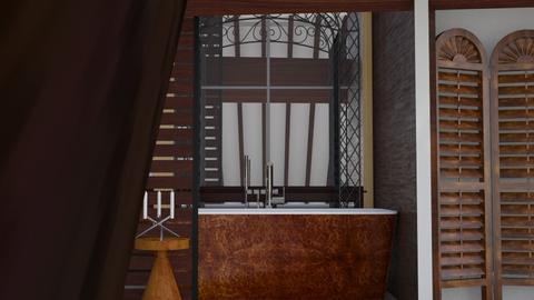 Santa Barbara  - Modern - Bathroom  - by Gurns