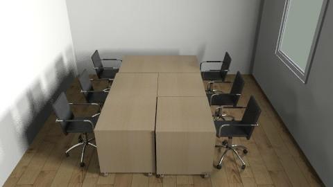 second - Minimal - Office  - by Tarek Mousdik