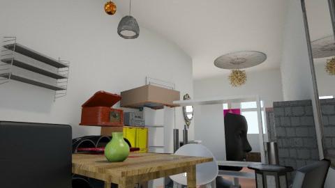 aanrecht - Vintage - Kitchen  - by Suzi van de rest