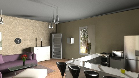 apartment - by martina1999