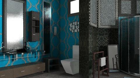 Boogie bathroom - Eclectic - Bathroom  - by decor239