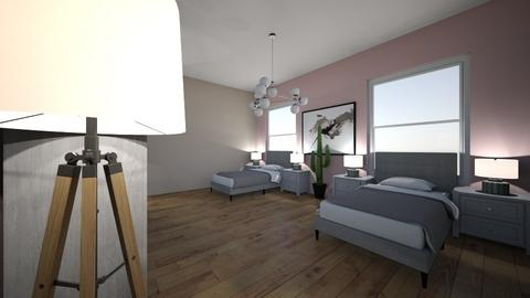 2x1 room - Bedroom  - by iuw_slimIII