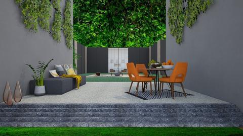 27 - Dining room  - by Yudum Kutlu