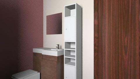Eima Bathroom2 - Minimal - Bathroom  - by nirmayuliansyah