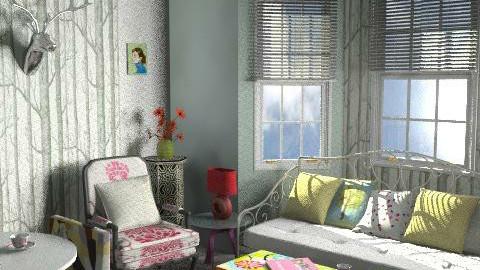 34 Saltram Crescent 3D design - Eclectic - by joamm
