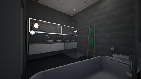 Bathroom MG 270 - Bathroom  - by Shuu Dark