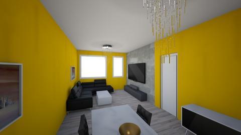 modern - Modern - Living room - by Abdell