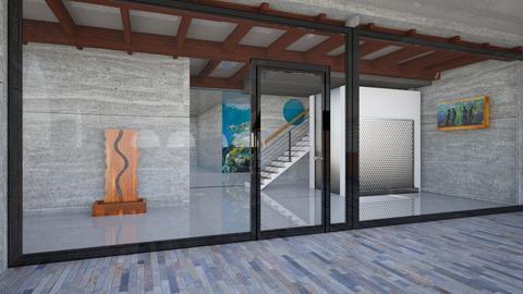 Entry  - Modern - by Amyz625