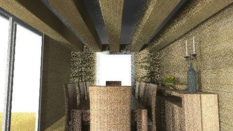 Quarto - Rustic - Garden  - by milene