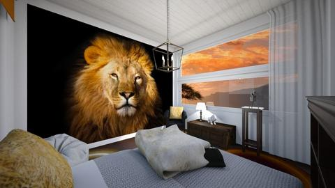 leo2c2 - Bedroom  - by neumediadesigns