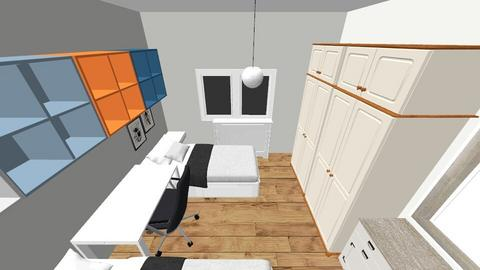 BedRoom1 - Vintage - Bedroom  - by andovaspasija