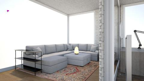 house_6 - Living room  - by bsimpkins