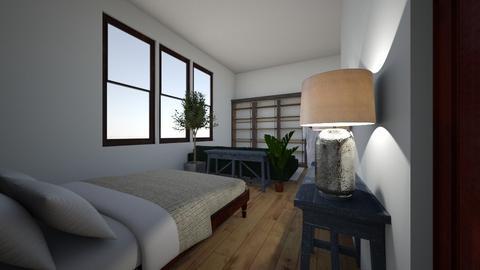 alumni studio - Living room - by naumankm