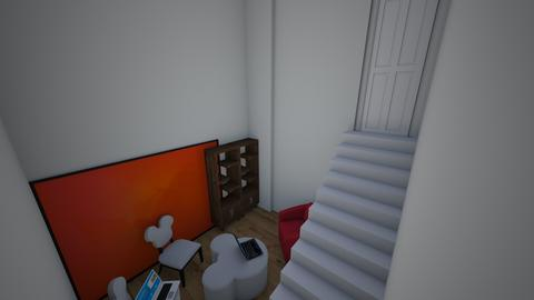 double story sitting room - Living room - by cinderella1111