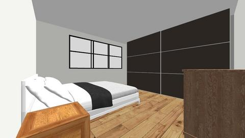 Bed 1 - Glamour - Bedroom  - by mongirulli