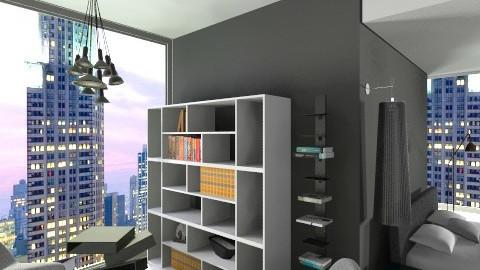 mini side left - Minimal - Bedroom  - by Boccafella
