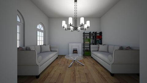 Small Lounge - Modern - Living room  - by riordan simpson