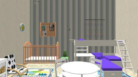 baby - Living room - by Bruna Bonadiman Morelato