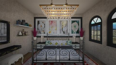 GOK bdrm - Bedroom - by Kylie Awa