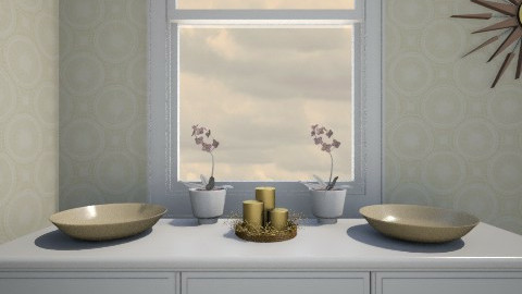 Fancy - Vintage - Bedroom  - by Rasheliz