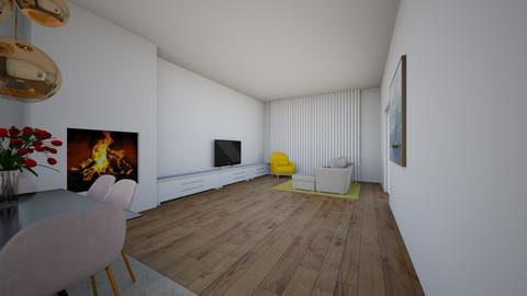 ENRICO 19 04 20 - Living room  - by kikiki98