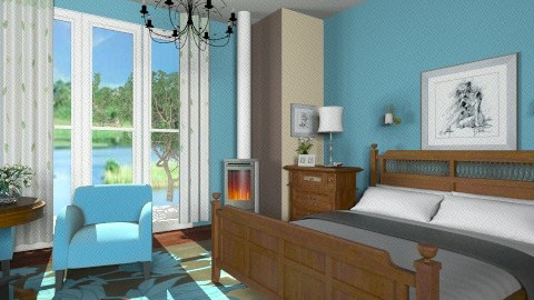 BandB - Classic - Bedroom  - by milyca8