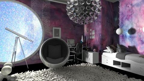 sky room - Global - Kids room  - by sunlove