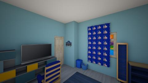 kids room p2 - Kids room  - by lokmane