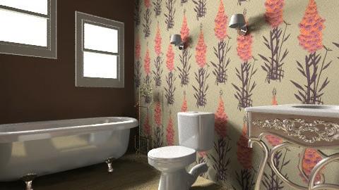 Banheiro - Vintage - Bathroom  - by FelipeArthur