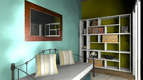 library house 1 - Eclectic - by goldengirllover