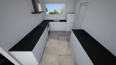 Kitchen renewal - Modern - Kitchen  - by annavriend