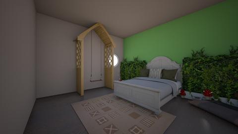 fairy cottage core  - Modern - Garden  - by MillieBB_fan