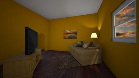 golden touch - Living room  - by WillSmith089