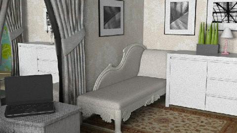 gut - Glamour - Living room  - by gellun