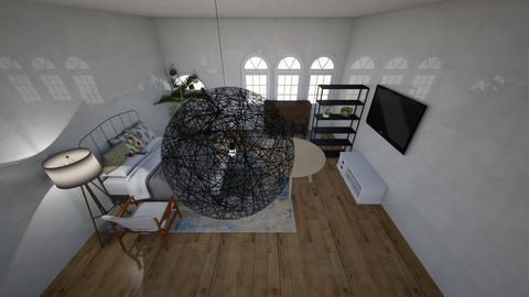 qkrwndud - Living room  - by qkrwndud