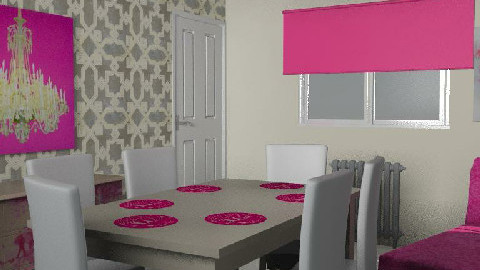 RR18_2 sat 2 - Dining Room  - by FRANKHAM