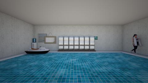 water chill out by kokopu - Modern - by KokoPup13