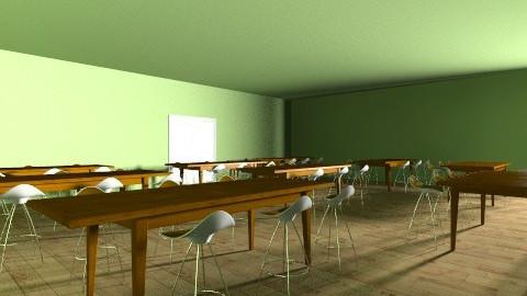 school design - by annakate