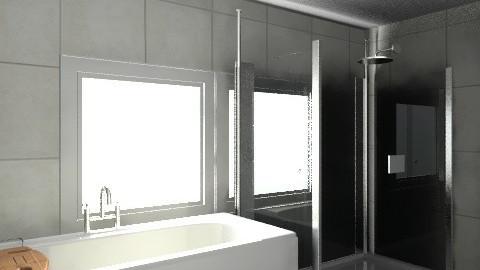 Sketch 4c - Classic - Bathroom  - by alelopezdeharo