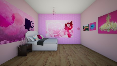 Magical fairytale  - Country - Bedroom  - by Taxi girl