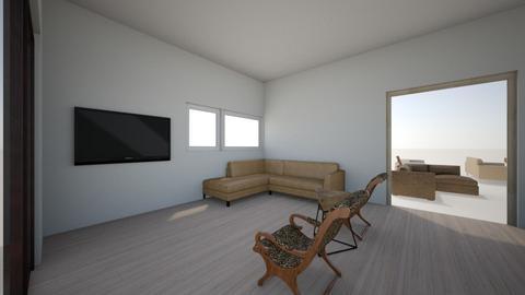 Full room 4 - Living room  - by gleidy