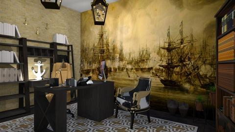 Nautical Office - Office - by matina1976