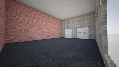 Industrial Warehouse - by rogue_7828fc80d948d044960c30b3524ec
