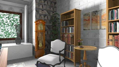 Office - Eclectic - Office  - by TheM539