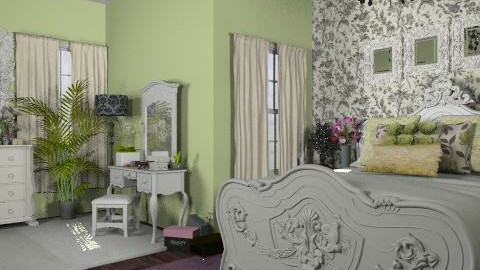 lkm - Glamour - Bedroom  - by sarahl
