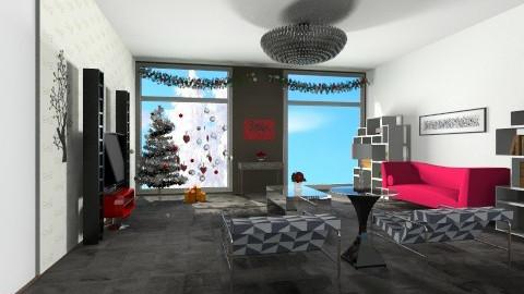 Christmas - Living room  - by Agusmartinucci