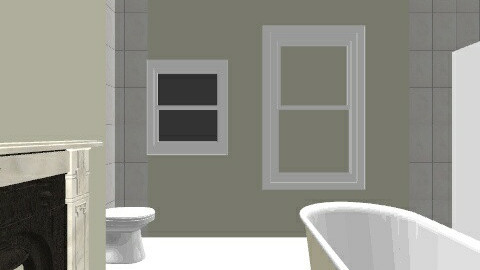 Bathroom ipad - Classic - Bathroom  - by Anna Brown